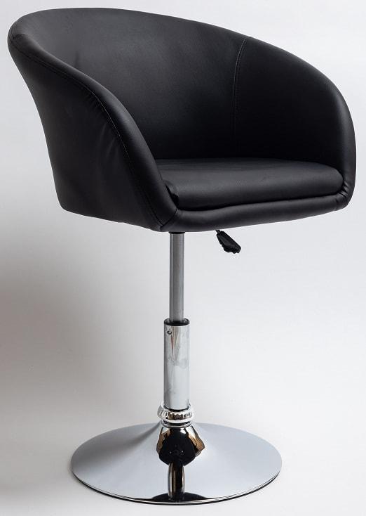 Полубарный стул BN-1808 черный