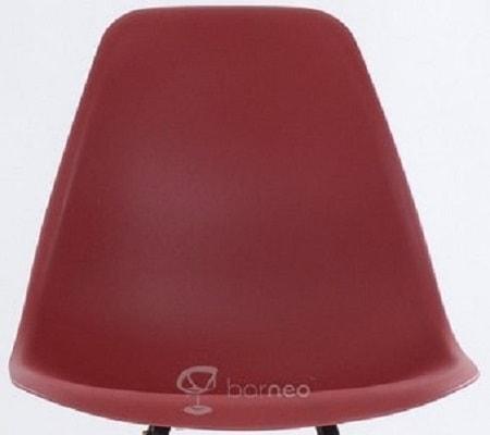 Бордовый сиденье от Стул BARNEO N-12+Каркас N-12-14