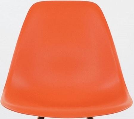 Оранжевый сиденье от Стул BARNEO N-12+Каркас N-12-14