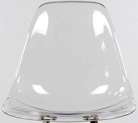 Прозрачный сиденье от Стул BARNEO N-12+Каркас N-12-14
