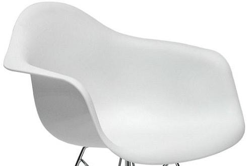 Белый сиденье от Стул BARNEO N-14+Каркас N-12-14