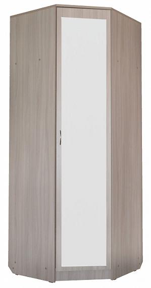 Шкаф угловой Ясень шимо светлый (МВ5З)