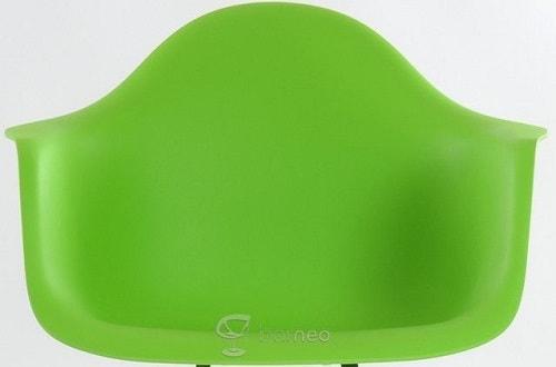 Салатовый сиденье от Стул BARNEO N-14+Каркас N-12-14