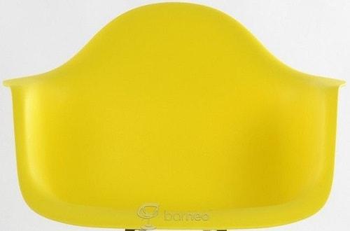Желтый сиденье от Стул BARNEO N-14+Каркас N-12-14