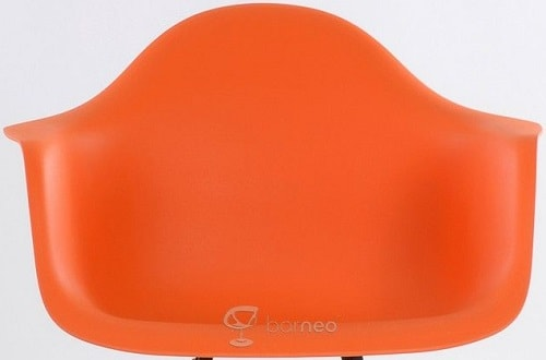 Оранжевый сиденье от Стул BARNEO N-14+Каркас N-12-14