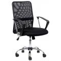 Кресло Barneo K-147 черный
