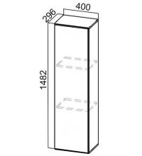 Пенал-надстройка ПН400/912 (296)