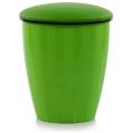 Табурет-оттоманка Barneo N-13-2 Homsy зеленый