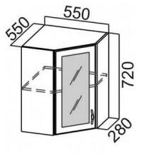 Шкаф Ш550ус/720 угловой