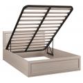 Кровать (Спальня Верона) (140х200)+Подъемный механизм