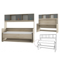 Стол-кровать Доминика 465 (800х1800) (mobi)