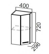 Шкаф Ш400тз/720 торцевой