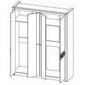 Шкаф для одежды 06.235 (Стелла) наполнение