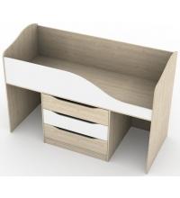 Кровать трансф. (0,8*1,9) Миндаль (80х190) (SV)