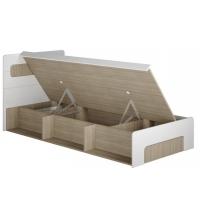 Кровать с под. мех. 0,9м КР-001 Палермо-3 (юниор)