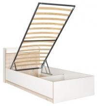 Кровать с под. мех. 11.14 (90х200) Веста (mobi)