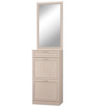 Зеркало+Тумба с двер. и ящ. (Прихожая Верона)