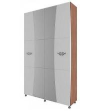Шкаф 4ств.1,6м. (спальня Лагуна 7)