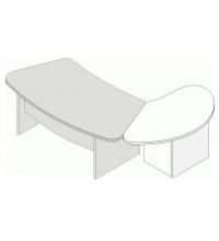 Приставка к столу Л.ПС-15