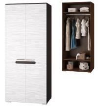 Шкаф для одежды с 2мя дв. (Гостиная Вика)