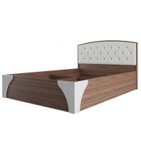 Кровать (Спальня Лагуна 7) (180х200)