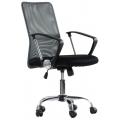 Кресло Barneo K-147 серый