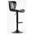 Барный стул BARNEO N-87 черный глянец