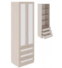 Шкаф №4 с ящиками 600 Остин (СКА)