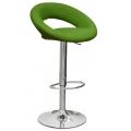 Барный стул Barneo N-84 Mira зеленый