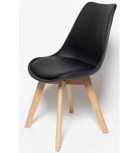Стул SC-034 (сиденье: пластик+экокожа)