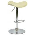 Барный стул BARNEO N-15 SKAT кремовый