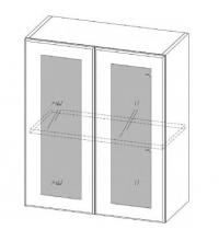 Шкаф Ш600с/720 со стеклом
