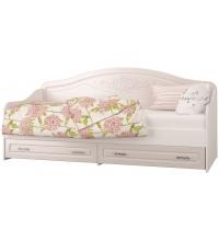 Кровать-софа с 2мя ящиками Виола-2 (80х200)