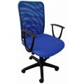Кресло Том Синий-синий