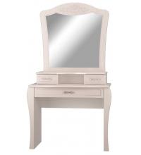 Стол туалетный+зеркало Виола-2