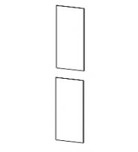 Комплект из 2х зеркал Амаретти 1 (SV)