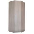 Шкаф угловой МД5 Ясень шимо светлый (МВ5)