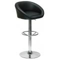 Барный стул BARNEO N-311 PU02 черный