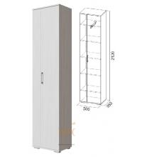 Шкаф универ. (Прихожая мод. система №3 SV)