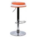 Барный стул N-49 Pin оранжевый
