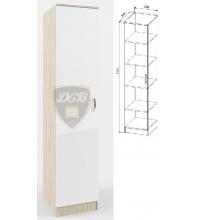 Шкаф-пенал СШП450.1 (Софи)