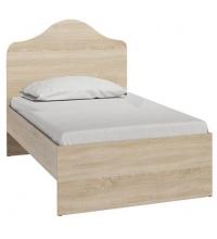 Кровать Кр-02 х800 ЛДСП (80х200)