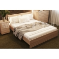 Кровать Дуб сонома (МУ16) (160х200)