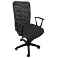 Кресло Том Черный-черный