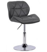 Полубарный стул BARNEO N-85 Diamond для столешниц 75-95см