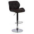 Барный стул BARNEO N-85 Diamond Темно - Коричневый