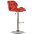 Барный стул BARNEO N-85 Diamond Красный