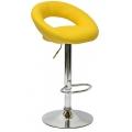 Барный стул Barneo N-84 Mira желтый