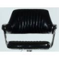 Полубарный стул BARNEO N-152 Cherokee для столешниц 75-95см Черный