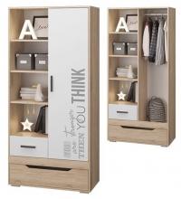 Шкаф для одежды с 2ящ (Джуниор)